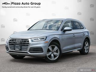 Used 2018 Audi Q5 Technik for sale in Bolton, ON