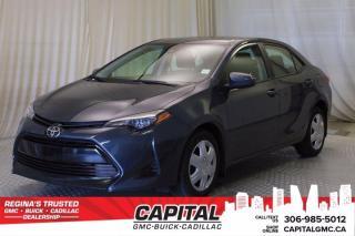 Used 2019 Toyota Corolla LE for sale in Regina, SK