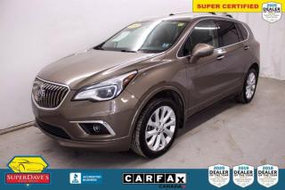 Used 2017 Buick Envision Premium II for sale in Dartmouth, NS