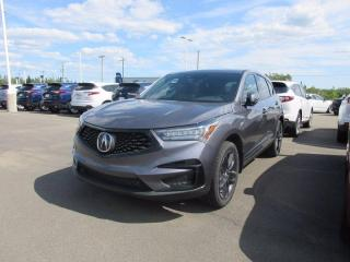 New 2021 Acura RDX A-Spec for sale in Dieppe, NB