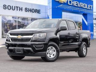 New 2021 Chevrolet Colorado 4WD Work Truck for sale in Bridgewater, NS