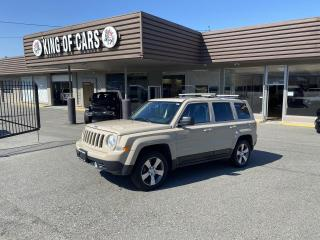 Used 2017 Jeep Patriot High Altitude for sale in Langley, BC