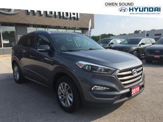 Used 2016 Hyundai Tucson Premium for sale in Owen Sound, ON