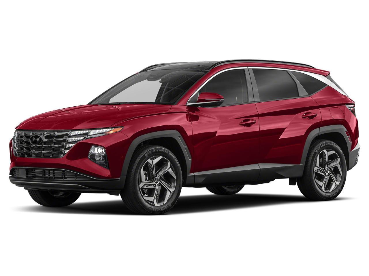 2022 Hyundai Tucson 2.5L AWD PREFERRED TREND