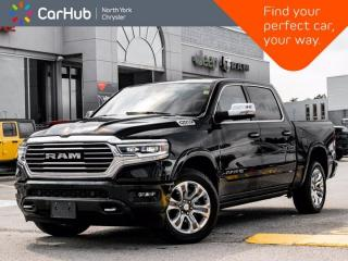 New 2021 RAM 1500 Limited Longhorn|Level 1|12 Inch Screen|Body Color Bumper for sale in Thornhill, ON