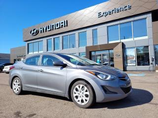 Used 2014 Hyundai Elantra GL for sale in Charlottetown, PE