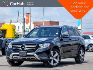Used 2017 Mercedes-Benz GL-Class GLC 300 4Matic Navigation Panoramic Sunroof Blind Spot Backup Camera Heated Front Seats 19