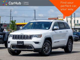 Used 2018 Jeep Grand Cherokee Limited 44x Navigation Sunroof Bluetooth Backup Camera Remote Start Leather Heated Seats 18