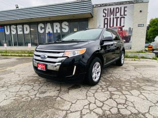 Used 2011 Ford Edge SEL for sale in Barrie, ON