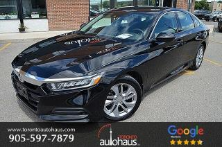 Used 2018 Honda Accord LX I HEATED SEATS I REAR CAMERA for sale in Concord, ON