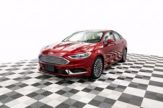 Used 2018 Ford Fusion Hybrid SE Sunroof Leather Nav Cam Sync Heated Seats for sale in New Westminster, BC
