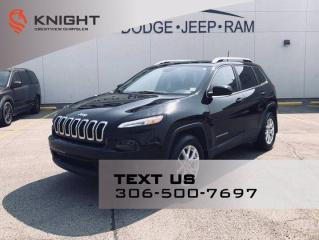 Used 2017 Jeep Cherokee North for sale in Regina, SK