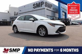 Used 2019 Toyota Corolla Hatchback Heated Seats, Back Up Camera, Alloy Wheels for sale in Saskatoon, SK