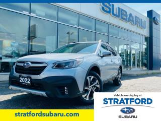 New 2022 Subaru Outback LIMITED for sale in Stratford, ON