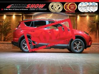 Used 2017 Toyota RAV4 XLE AWD w/ Only 38k, S.Roof, R.Start & Htd Seats!!! for sale in Winnipeg, MB