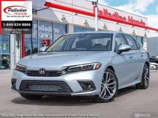 New 2022 Honda Civic Sedan Touring for sale in Sudbury, ON