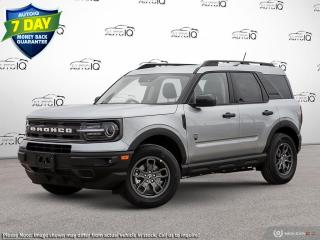 New 2021 Ford Bronco Sport BIG BEND for sale in Kitchener, ON