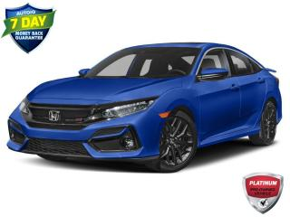 Used 2020 Honda Civic Si | CLEAN CARFAX | KEYLESS ENTRY | REVERSE CAMERA | ALLOYS | for sale in Barrie, ON