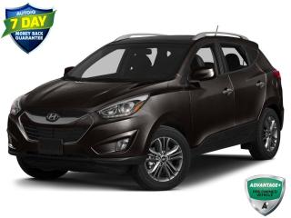 Used 2014 Hyundai Tucson GL | CLEAN CARFAX | CLOTH INTERIOR | KEYLESS ENTRY | for sale in Barrie, ON