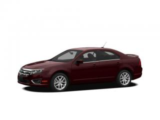 Used 2011 Ford Fusion SEL for sale in Barrie, ON