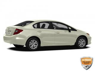 Used 2012 Honda Civic EX | CLEAN CARFAX | ONE OWNER | ALLOYS | KEYLESS ENTRY | for sale in Barrie, ON