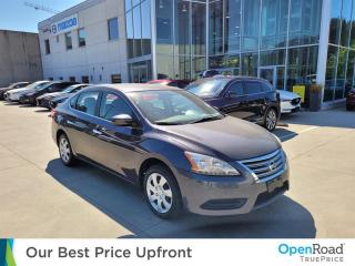 Used 2014 Nissan Sentra 1.8 S CVT for sale in Port Moody, BC