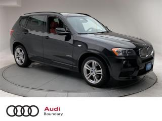 Used 2012 BMW X3 xDrive35i for sale in Burnaby, BC