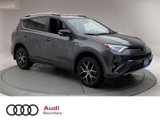 Used 2018 Toyota RAV4 Hybrid SE for sale in Burnaby, BC