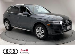 Used 2018 Audi Q5 2.0T Komfort quattro 7sp S Tronic for sale in Burnaby, BC