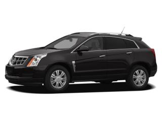 Used 2012 Cadillac SRX Luxury and Performance Collection for sale in Cornwall, ON