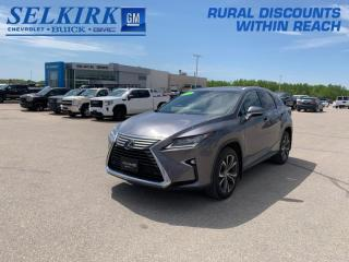 Used 2017 Lexus RX 350 Base for sale in Selkirk, MB