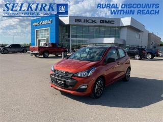 New 2021 Chevrolet Spark 1LT for sale in Selkirk, MB