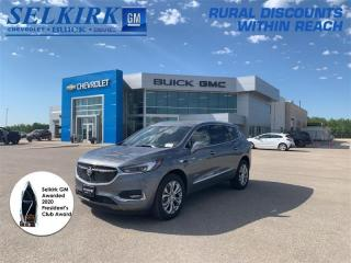New 2021 Buick Enclave Avenir for sale in Selkirk, MB