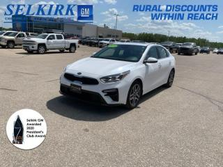 Used 2020 Kia Forte EX for sale in Selkirk, MB