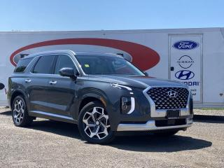 New 2021 Hyundai PALISADE Ultimate Calligraphy for sale in Midland, ON