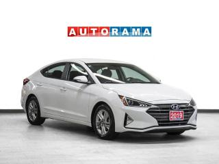 Used 2020 Hyundai Elantra Preferred w/Sun & Safety Package Sunroof for sale in Toronto, ON