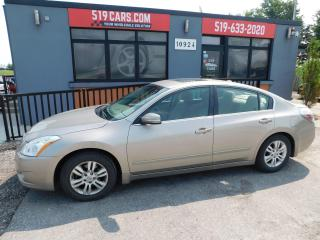 Used 2012 Nissan Altima SL   Leather   Sunroof   Backup Camera for sale in St. Thomas, ON