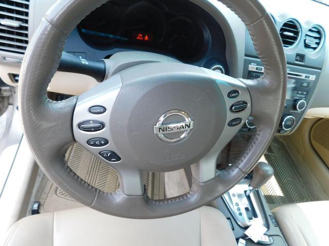 2012 Nissan Altima SL   Leather   Sunroof   Backup Camera