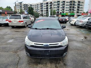 Used 2009 Ford Focus SES for sale in Milton, ON