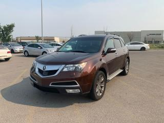 Used 2010 Acura MDX Elite Pkg SH- AWD | | $0 DOWN - EVERYONE APPROVED! for sale in Calgary, AB
