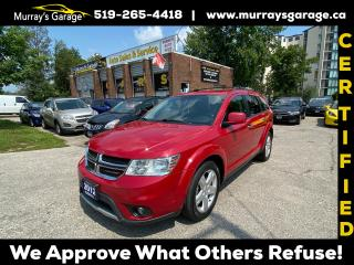 Used 2012 Dodge Journey R/T for sale in Guelph, ON