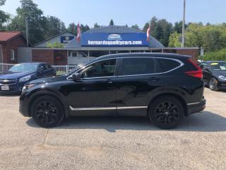 Used 2017 Honda CR-V Touring for sale in Flesherton, ON