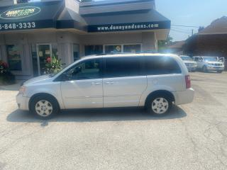 Used 2008 Dodge Grand Caravan SE AS-IS for sale in Mississauga, ON