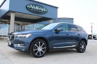 Used 2018 Volvo XC60 Inscription for sale in Tilbury, ON