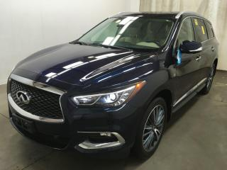 Used 2019 Infiniti QX60 PURE ESSENTIAL AWD SENSORY THEATRE PROACTIVE for sale in Bradford, ON