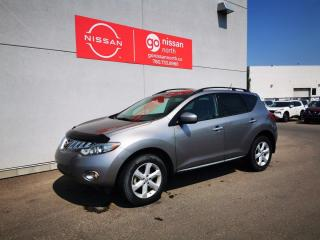 Used 2009 Nissan Murano SL for sale in Edmonton, AB