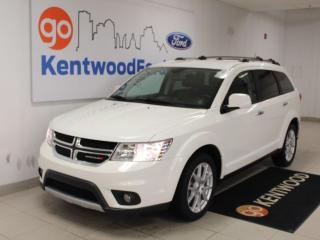 Used 2017 Dodge Journey R/T | AWD | 3rd Row | NAV | Backup Camera | for sale in Edmonton, AB