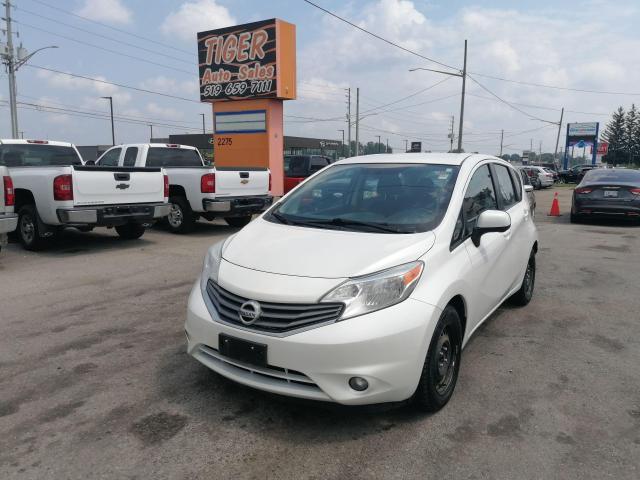 2014 Nissan Versa Note SL*NAVI*AUTO*ONLY 129KMS*CERTIFIED