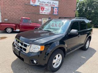 Used 2012 Ford Escape XLT/4X4/3L/NO ACCIDENTS/SAFETY INCLUDED for sale in Cambridge, ON