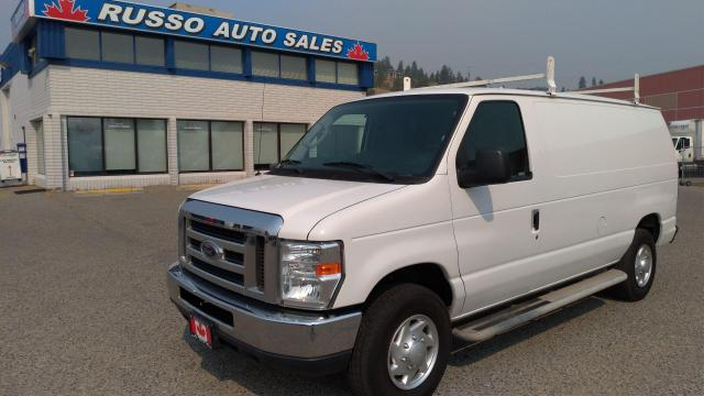 2011 Ford Econoline E-250 Service Van with Racking